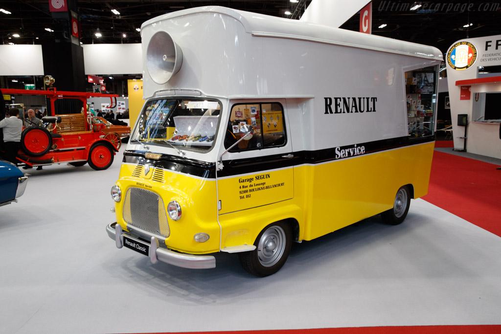 Renault Estafette  - Entrant: Renault Classic - 2020 Retromobile