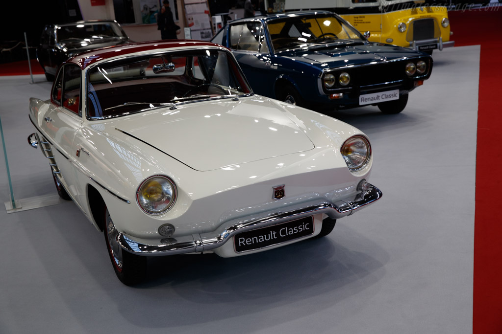 Renault Floride  - Entrant: Renault Classic - 2020 Retromobile