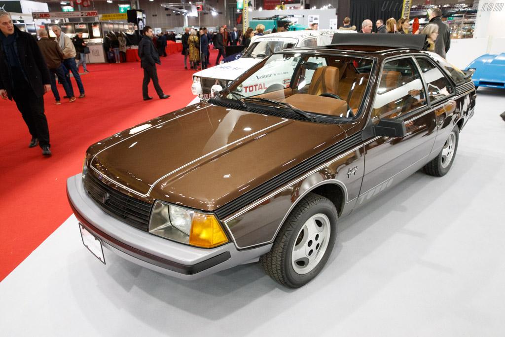 Renault Fuego Turbo  - Entrant: Renault Classic - 2020 Retromobile
