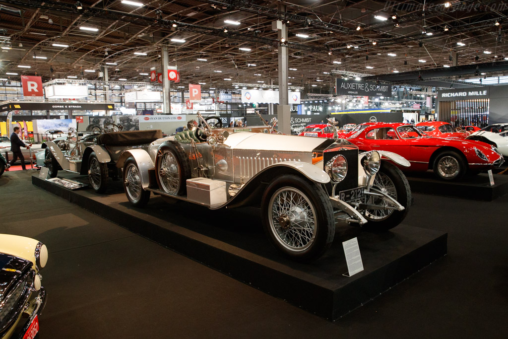 Rolls-Royce Silver Ghost - Chassis: 2121 - Entrant: Lukas Hüni - 2020 Retromobile