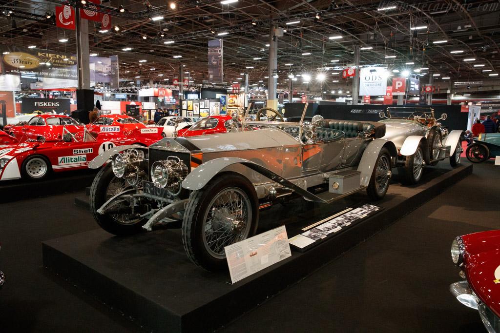 Rolls-Royce Silver Ghost - Chassis: 1701 - Entrant: Lukas Hüni - 2020 Retromobile