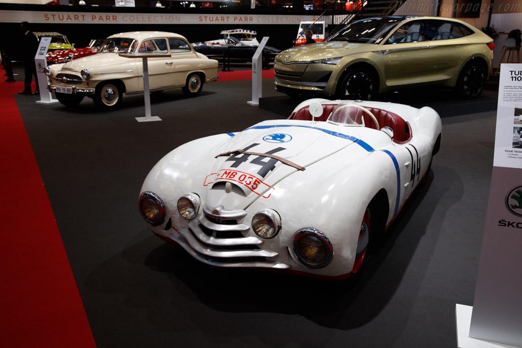 Skoda Tudor Sport 1100 Le Mans  - Entrant: Skoda - 2020 Retromobile