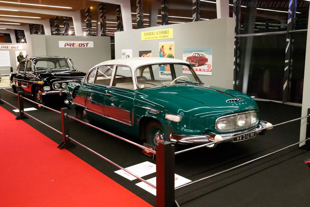 Tatra 603 Series 1   - 2020 Retromobile