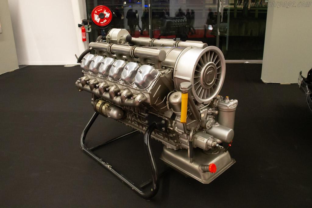 Tatra V12 Truck Engine   - 2020 Retromobile