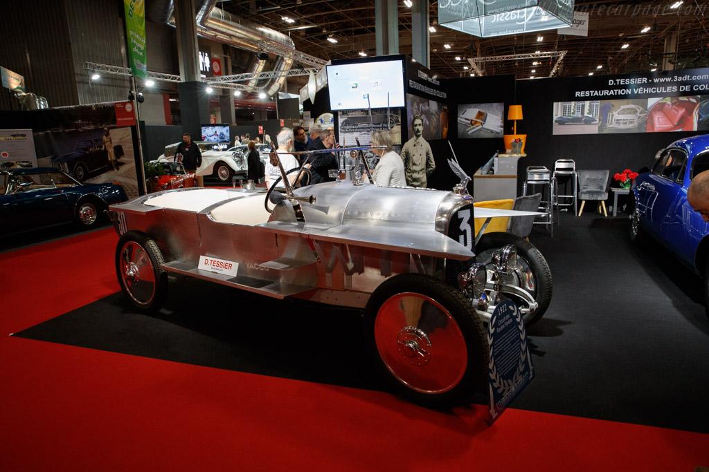 Voisin  - Entrant: D. Tessier - 2020 Retromobile