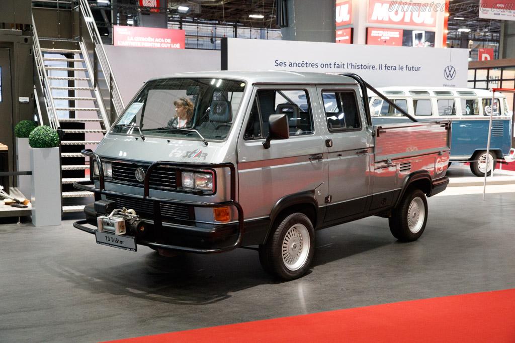Volkswagen T3 Tristar  - Entrant: Volkswagen - 2020 Retromobile