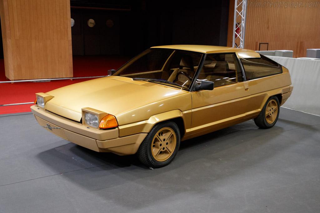 Volvo Tundra  - Entrant: Collection ASI Bertone - 2020 Retromobile