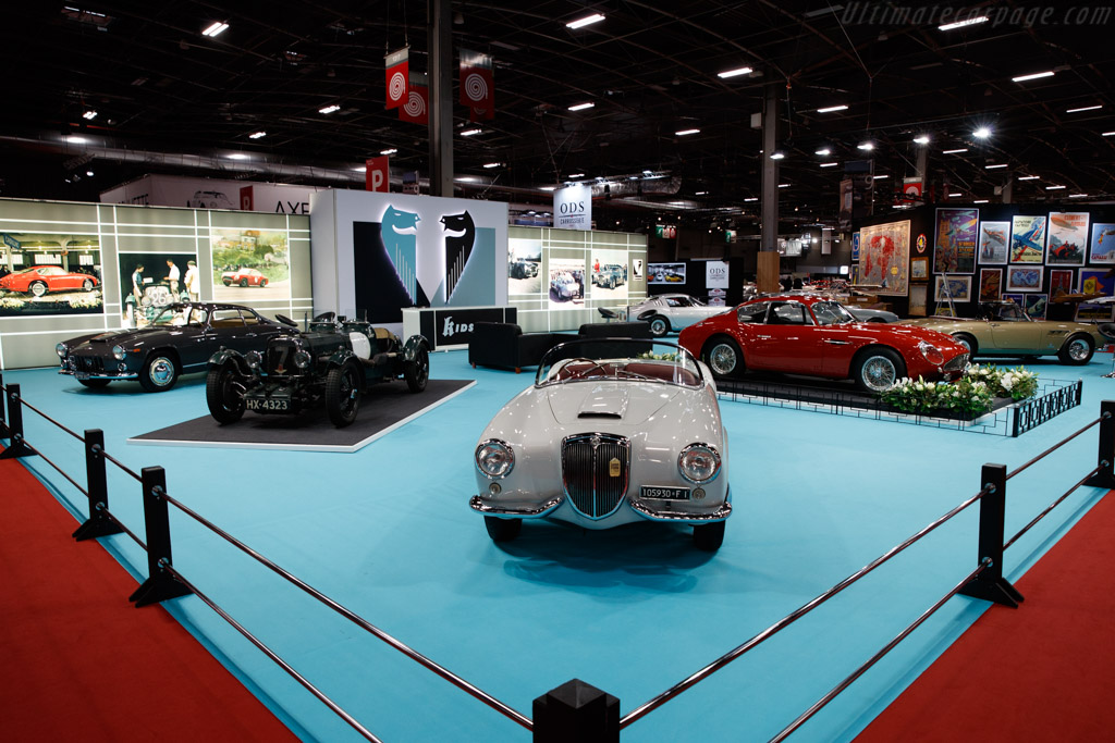 Welcome to Retromobile - Chassis: B24S-1024  - 2020 Retromobile