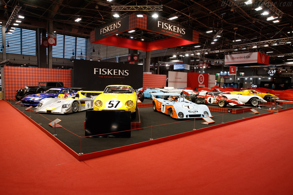 Welcome to Retromobile - Chassis: 09027  - 2020 Retromobile