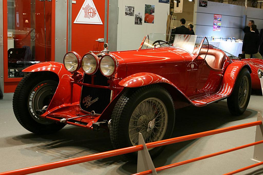Alfa Romeo 8C 2300 MM    - 2007 Retromobile