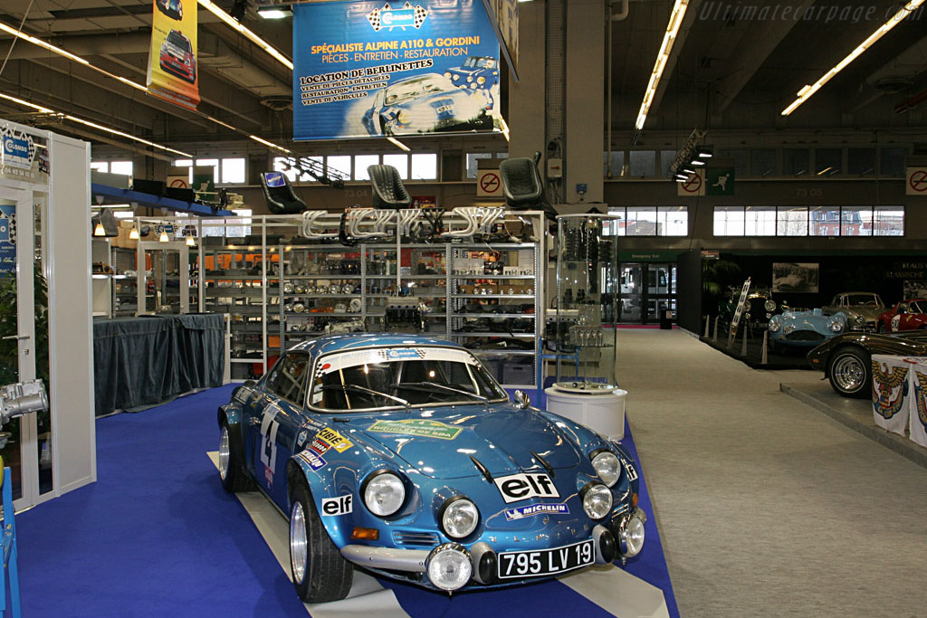 Alpine    - 2007 Retromobile