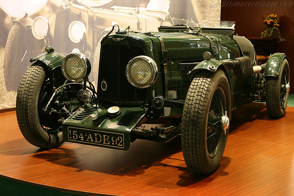 Aston Martin Ulster - Chassis: LM12   - 2007 Retromobile