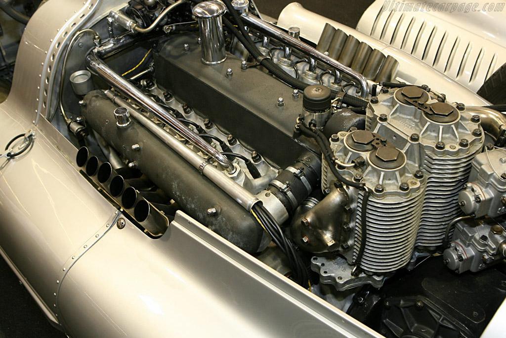 Auto Union Type D - Chassis: 019  - 2007 Retromobile