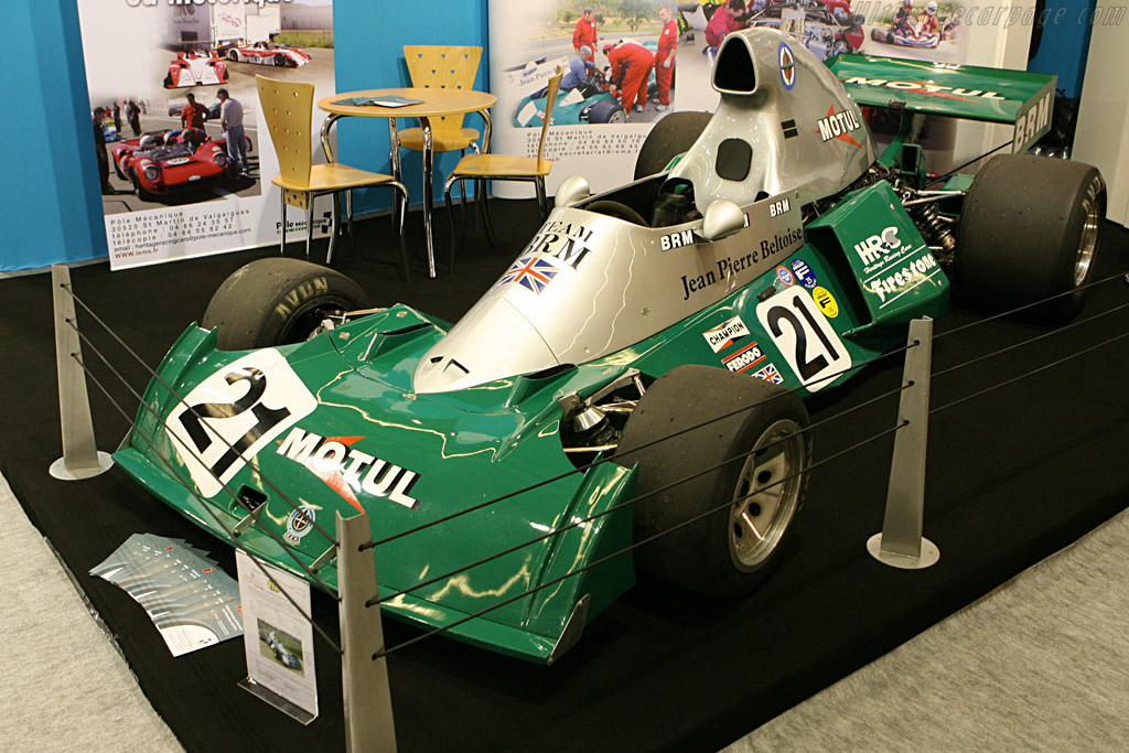 BRM P201    - 2007 Retromobile