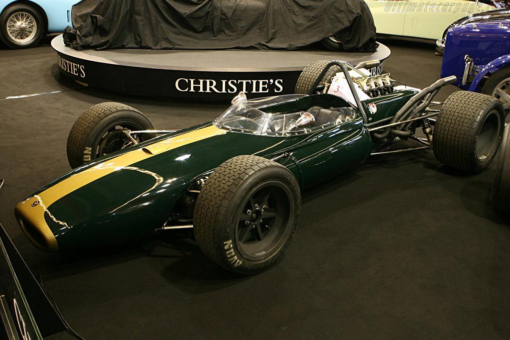 Brabham BT20 Repco - Chassis: F1-2-66   - 2007 Retromobile