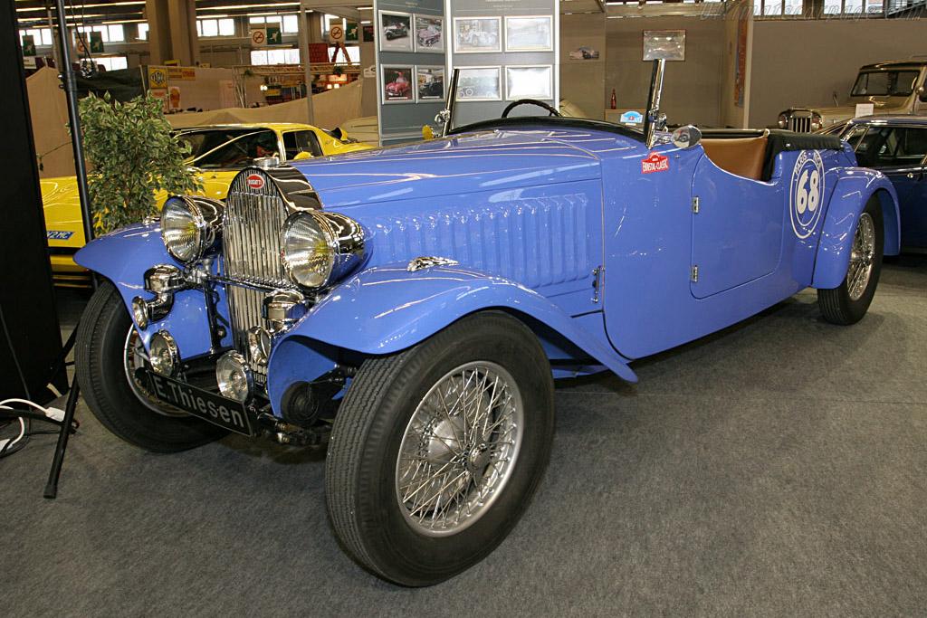 Bugatti Type 57    - 2007 Retromobile