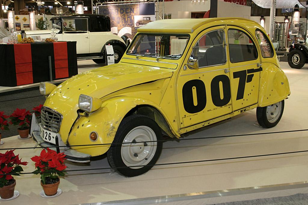 Citroën 2CV '007'    - 2007 Retromobile