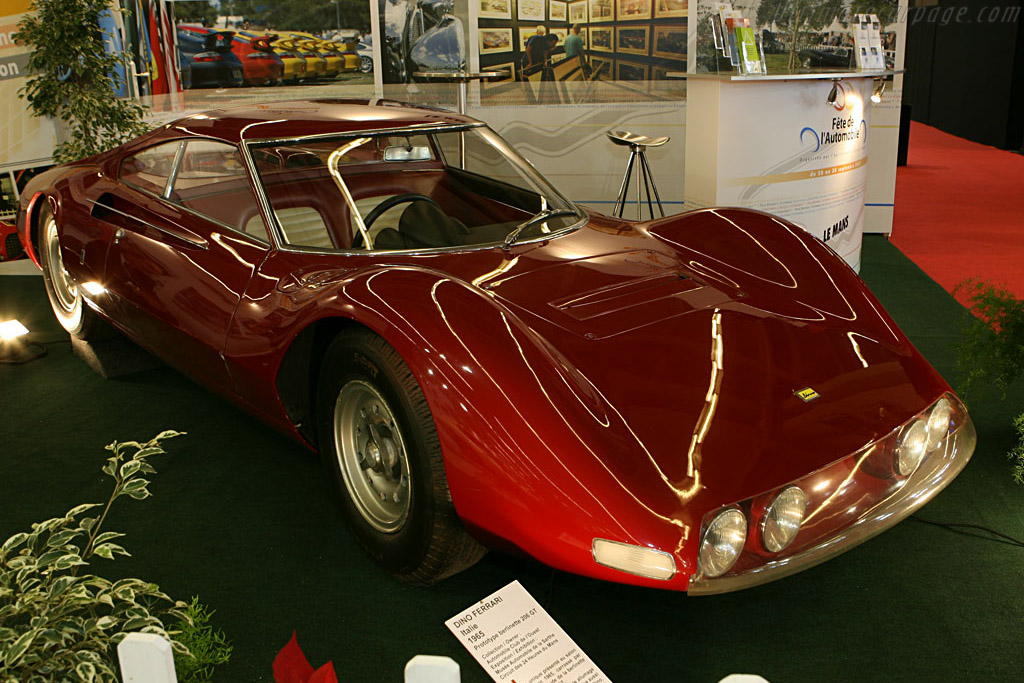 Ferrari 206 GT Prototipo - Chassis: 0840   - 2007 Retromobile
