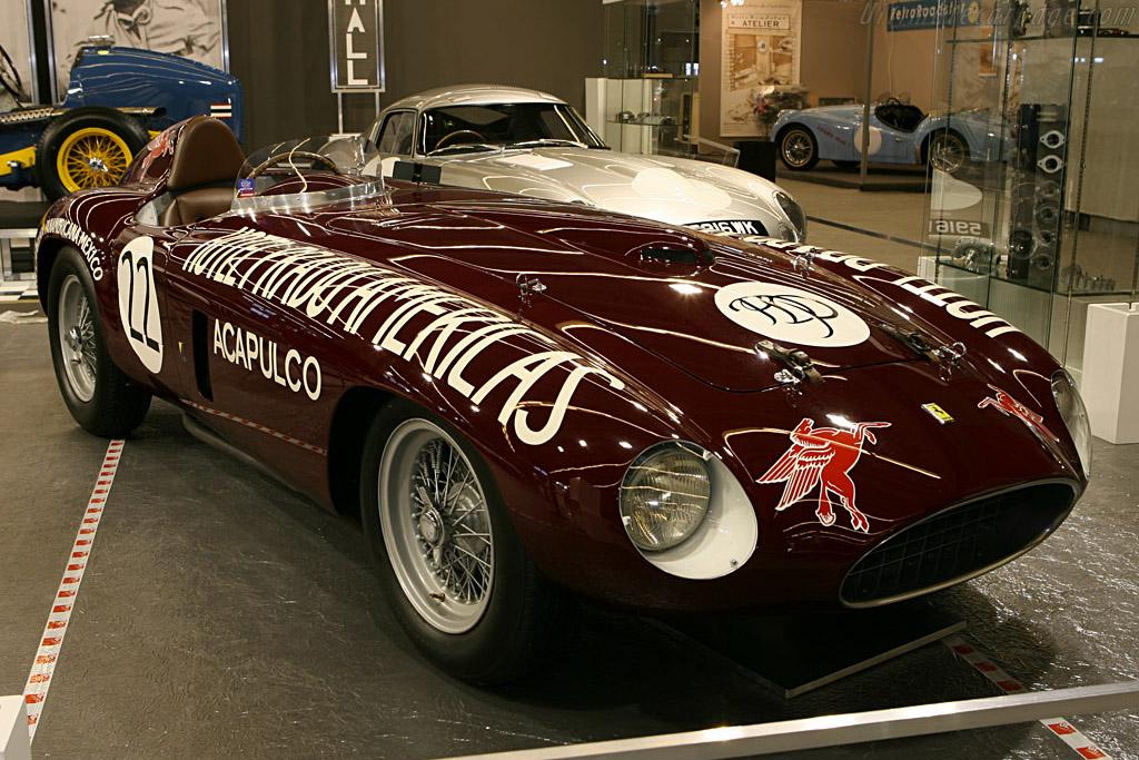 Ferrari 250 Monza - Chassis: 0442M   - 2007 Retromobile