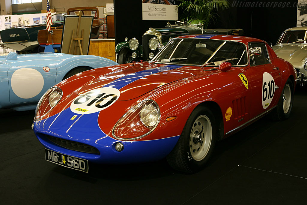 Ferrari 275 GTB/C - Chassis: 09057   - 2007 Retromobile
