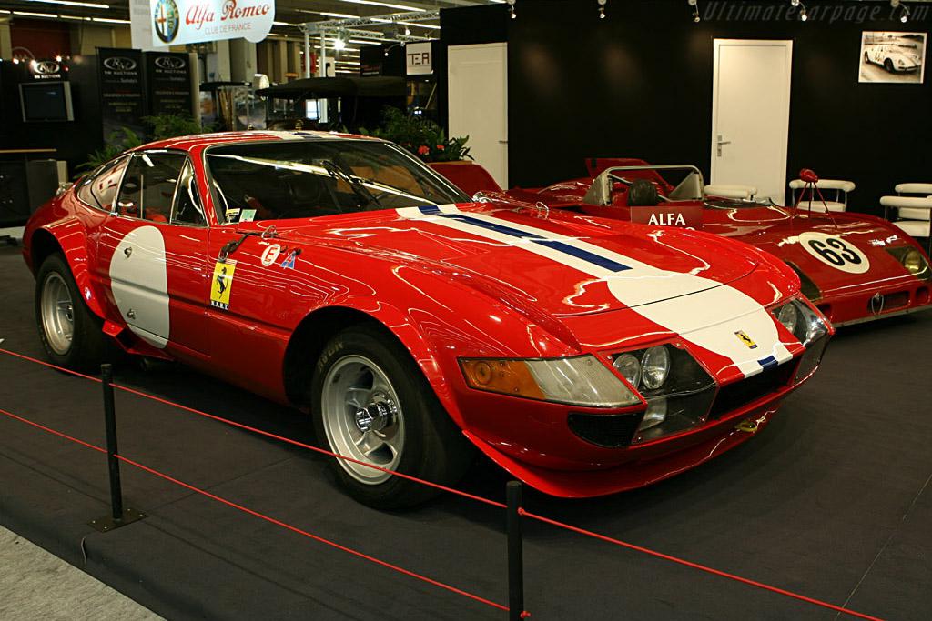 Ferrari 365 GTB/4 Daytona Competizione - Chassis: 14889   - 2007 Retromobile
