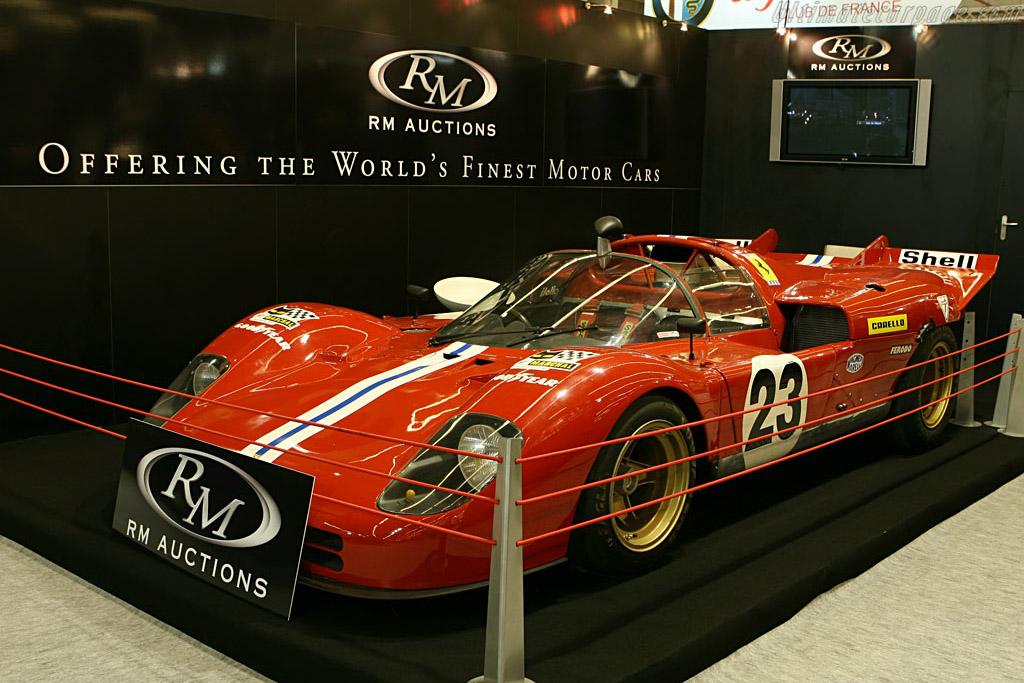 Ferrari 512 S - Chassis: 1006   - 2007 Retromobile