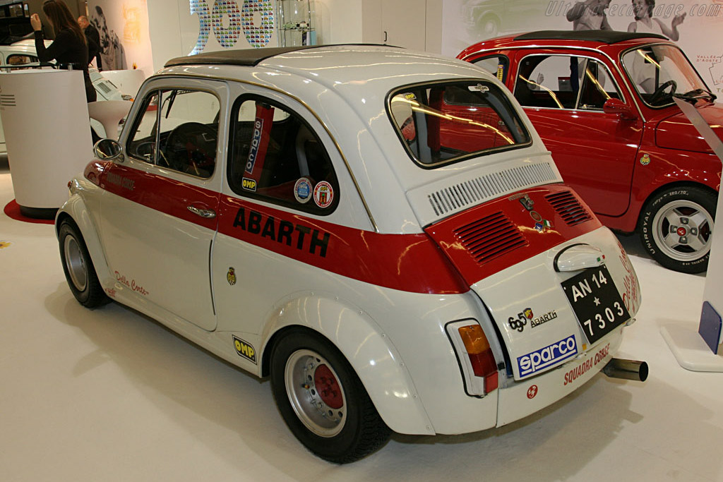 fiat abarth 695 ss 2007 retromobile. Black Bedroom Furniture Sets. Home Design Ideas