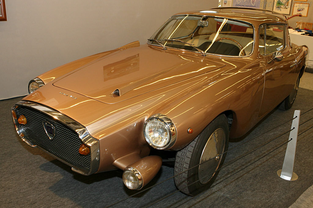 Lancia Flaminia 'Loraymo' Coupe    - 2007 Retromobile