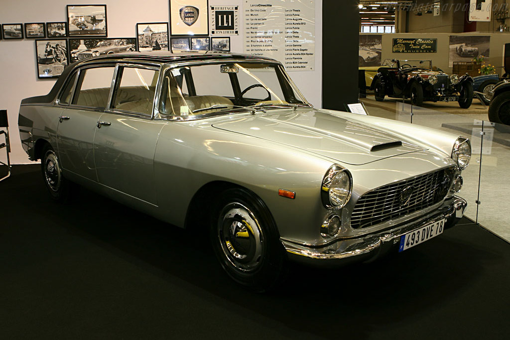 Lancia Flaminia Berline    - 2007 Retromobile