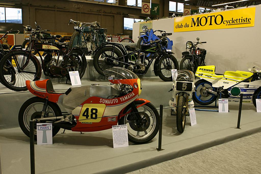 Motorcycles    - 2007 Retromobile