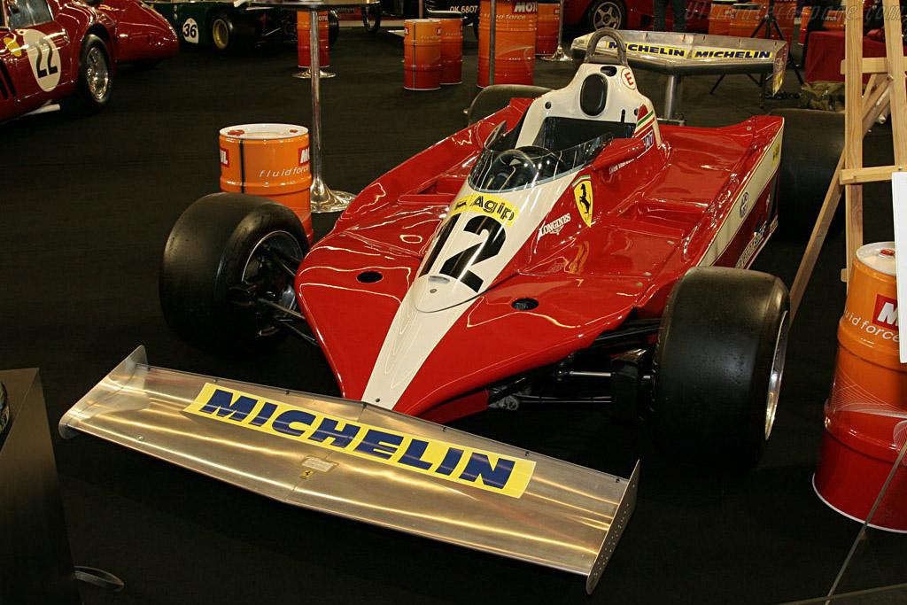 Nick Mason: Ferrari 312 T3 - Chassis: 034   - 2007 Retromobile