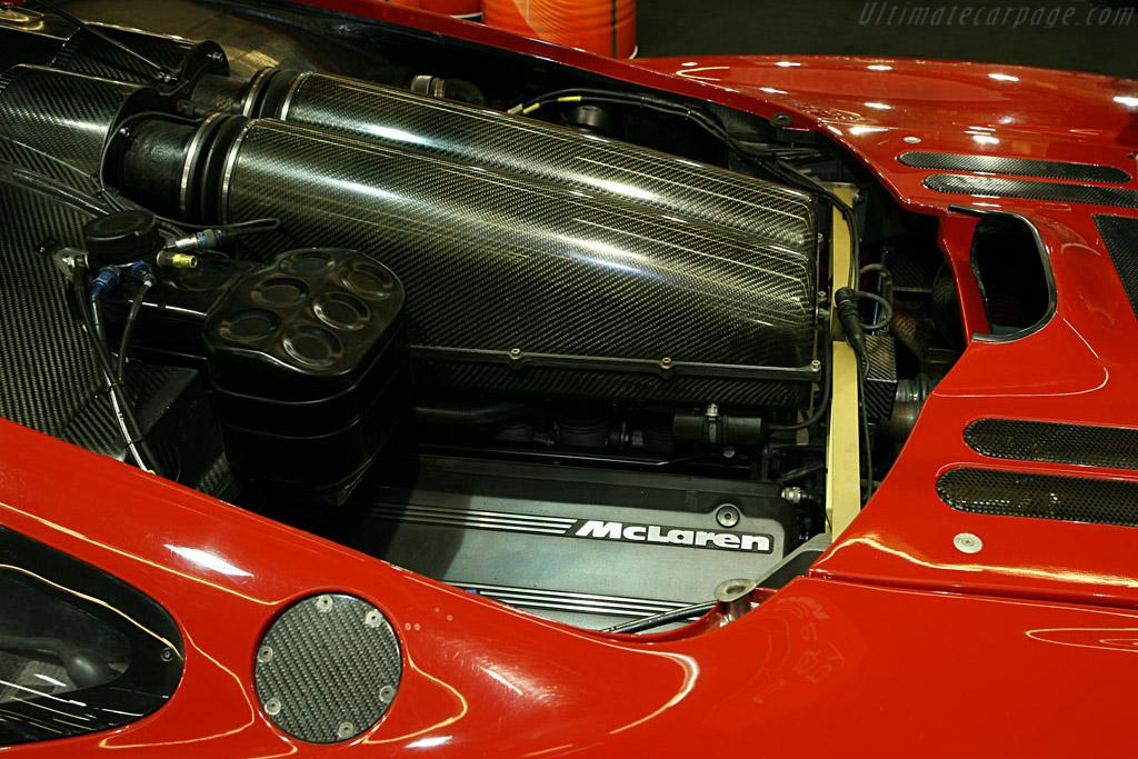 Nick Mason: McLaren F1 GTR - Chassis: 10R   - 2007 Retromobile