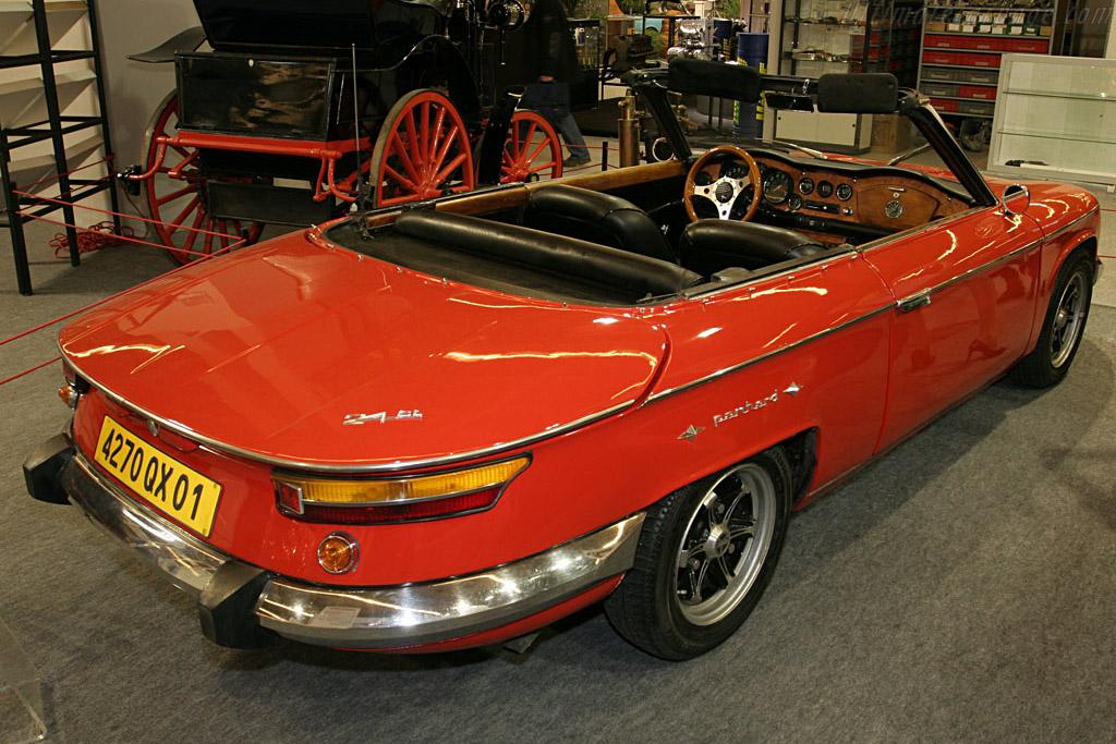 Panhard 24 CT Cabriolet    - 2007 Retromobile