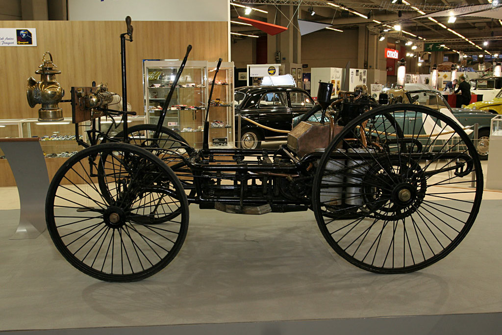 Peugeot Type 7 Chassis    - 2007 Retromobile