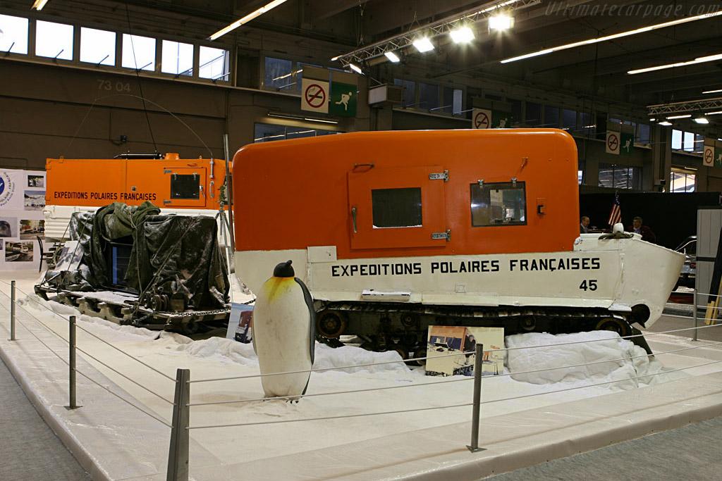 Polar Express    - 2007 Retromobile