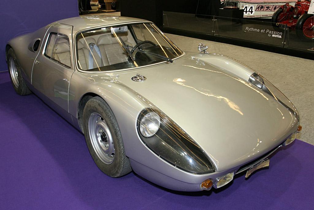 Porsche 904 GTS    - 2007 Retromobile
