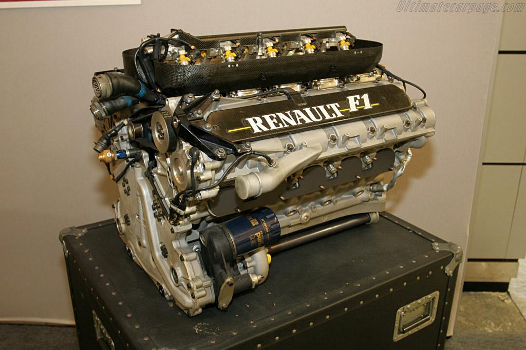 Renault F1    - 2007 Retromobile