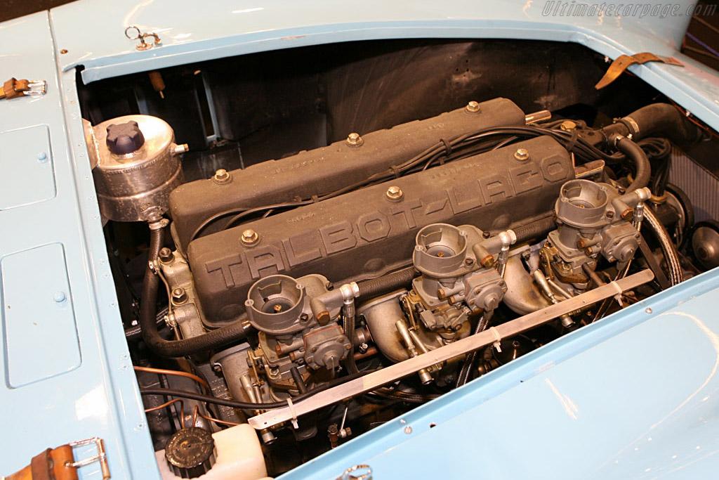 Talbot Lago T26 GS Barquette - Chassis: 110056   - 2007 Retromobile