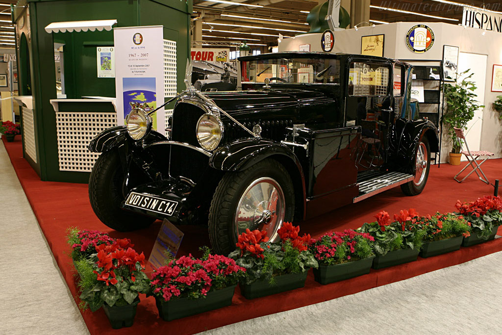 Voisin C14    - 2007 Retromobile