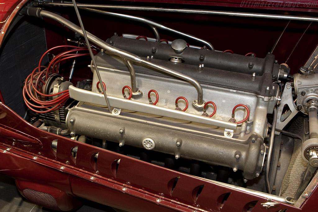 Alfa Romeo 12C 36 - Chassis: 50012   - 2009 Retromobile