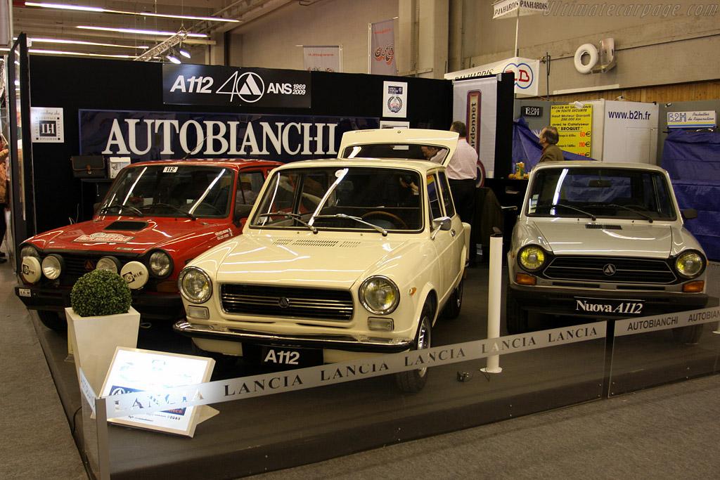 Autobianchi Club    - 2009 Retromobile
