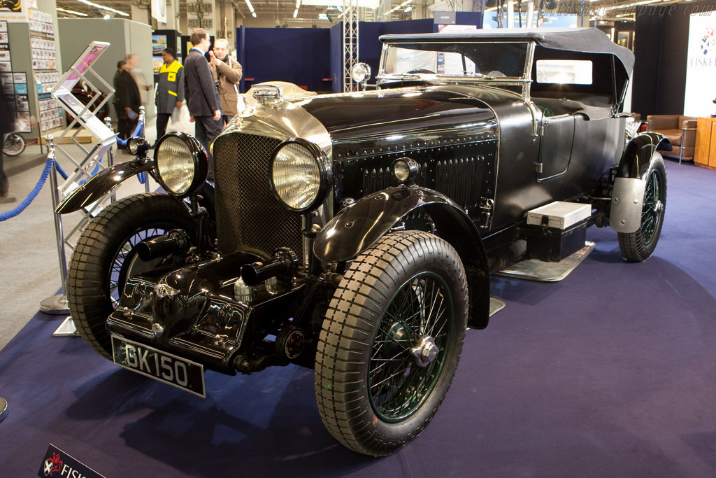 Bentley 4.5 Litre Blower - Chassis: SM3918   - 2009 Retromobile