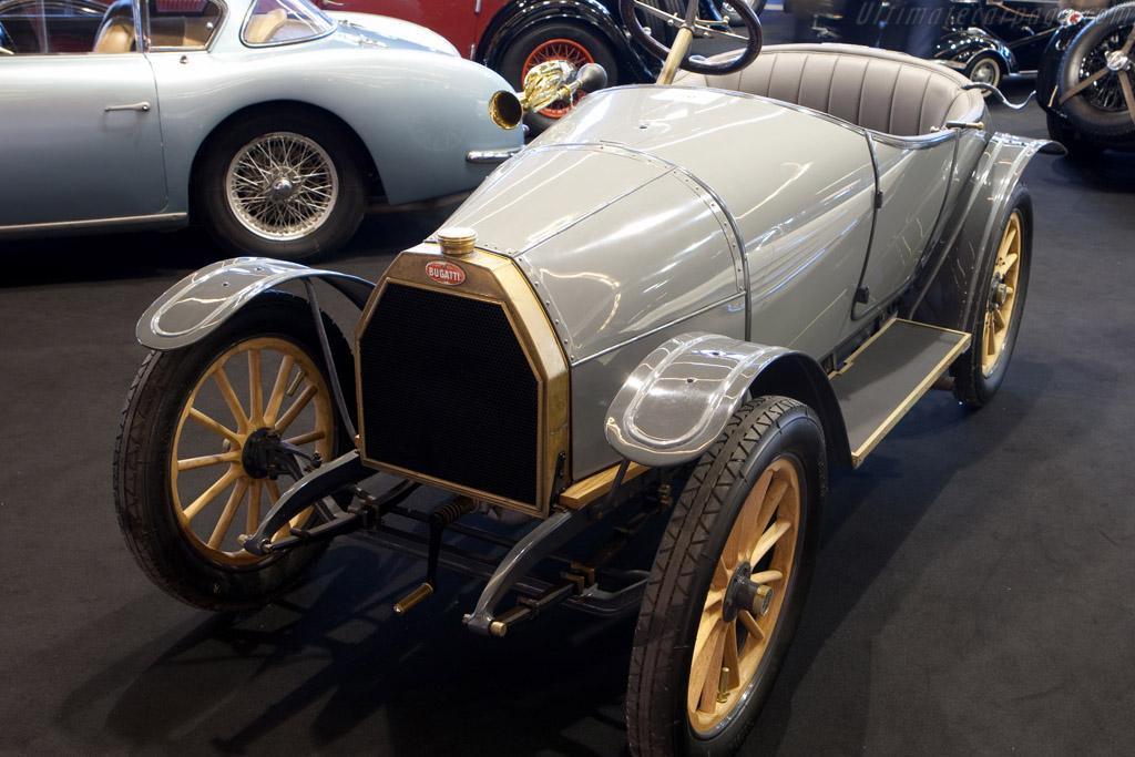 Bugatti Type 13 - Chassis: 442   - 2009 Retromobile