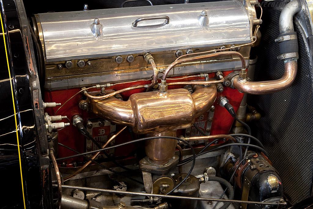 Bugatti Type 18 'Black Bess' - Chassis: 474   - 2009 Retromobile