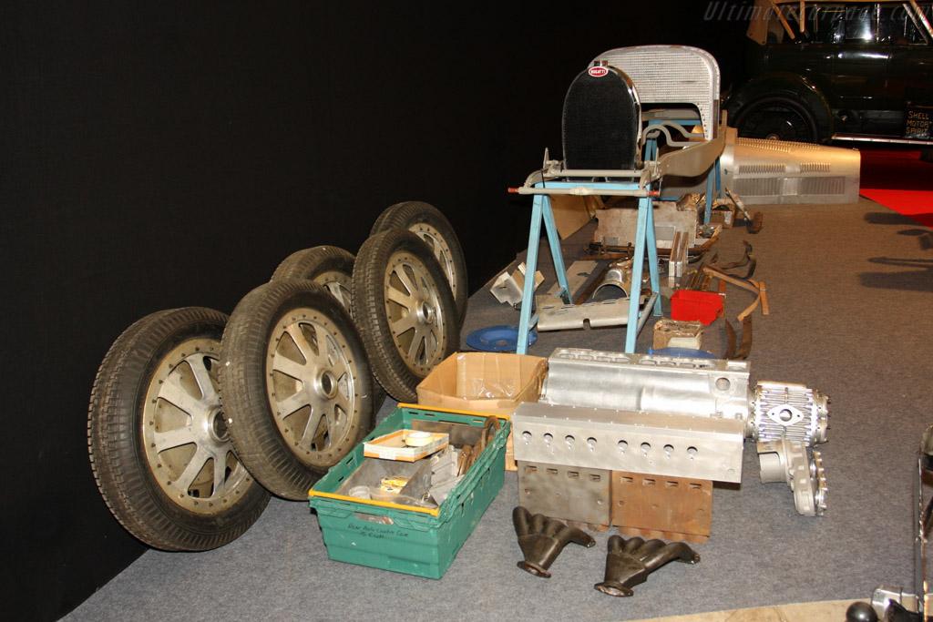 Bugatti Type 35B Project    - 2009 Retromobile