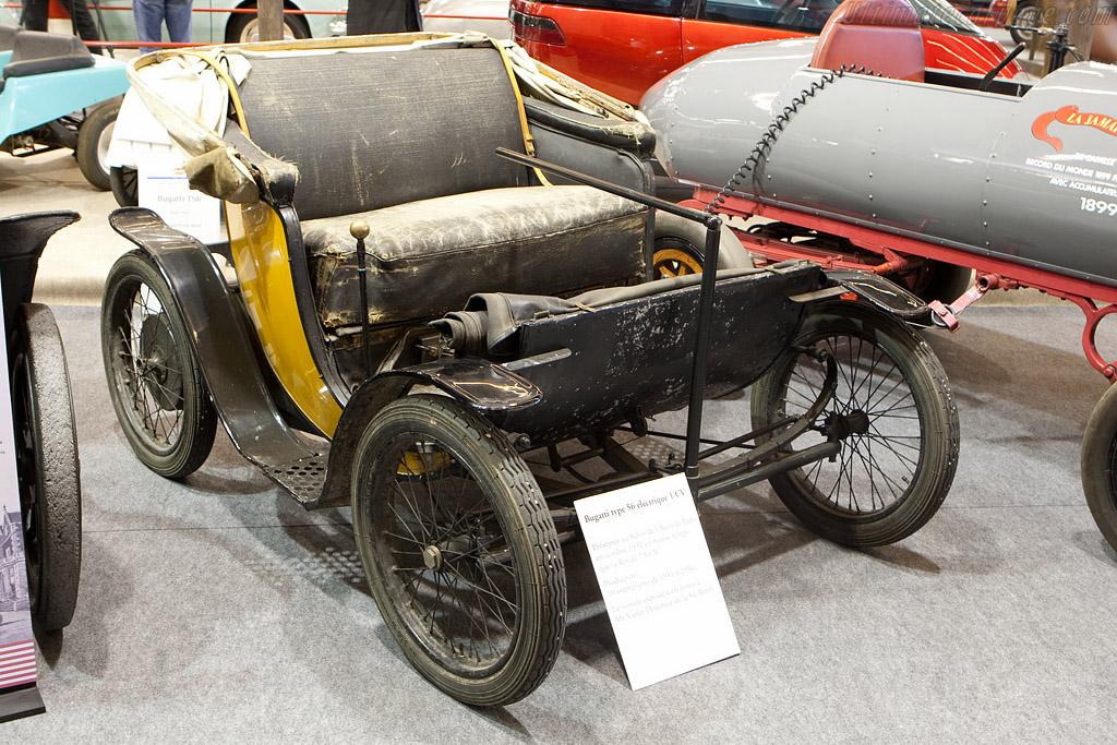 Bugatti Type 56    - 2009 Retromobile