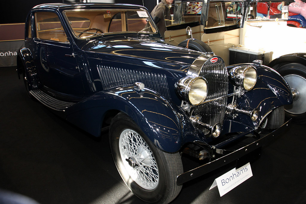 Bugatti Type 57 James Young Coupe - Chassis: 57158   - 2009 Retromobile