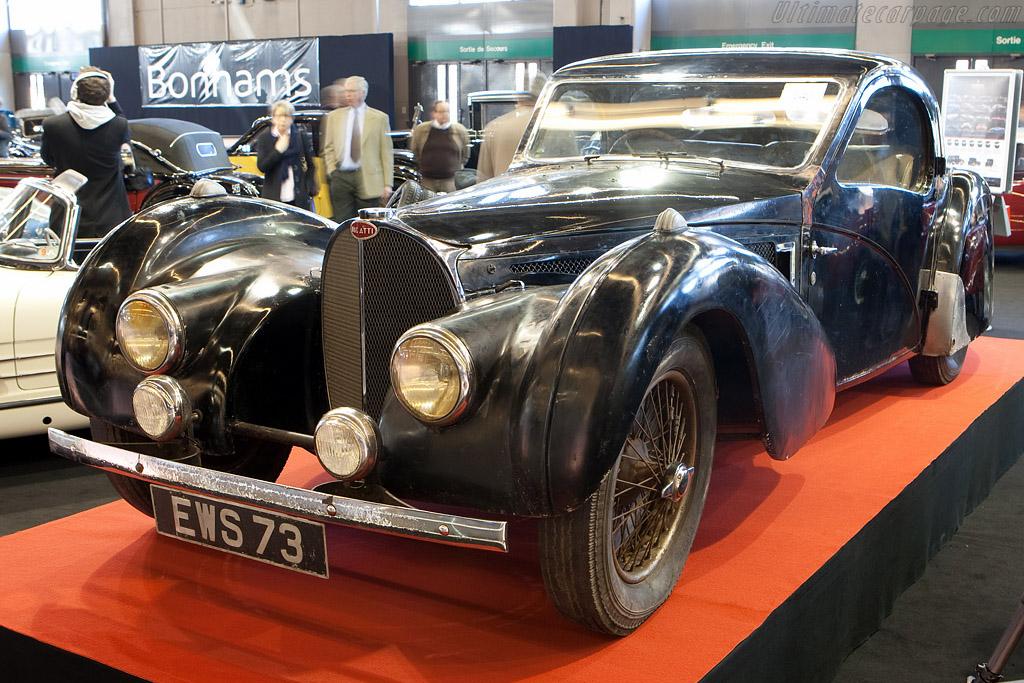 Bugatti Type 57S Atalante - Chassis: 57502   - 2009 Retromobile