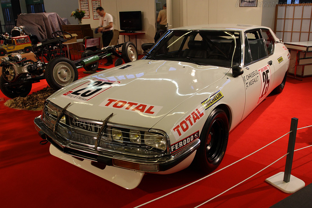 Citroën SM Rallye    - 2009 Retromobile