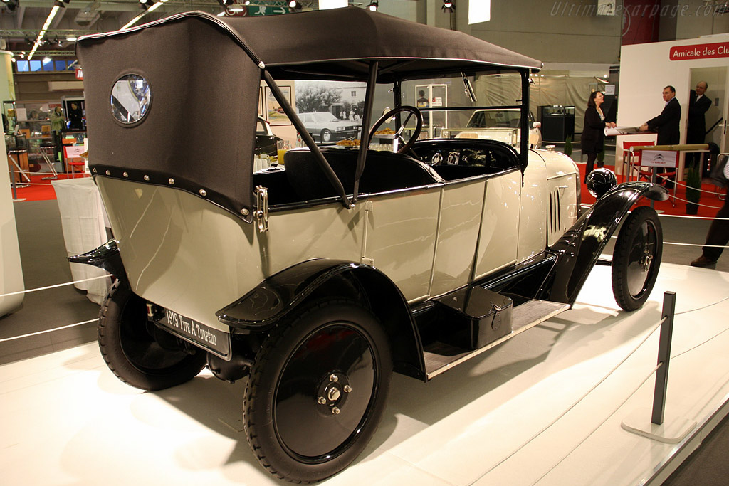 Citroën Type A Torpedo    - 2009 Retromobile